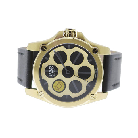 RVLVR Q1-C.G (GOLD) Quartz-45mm
