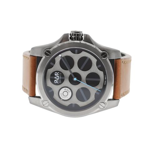 RVLVR Q1-D (GUN METAL) Quartz-45mm