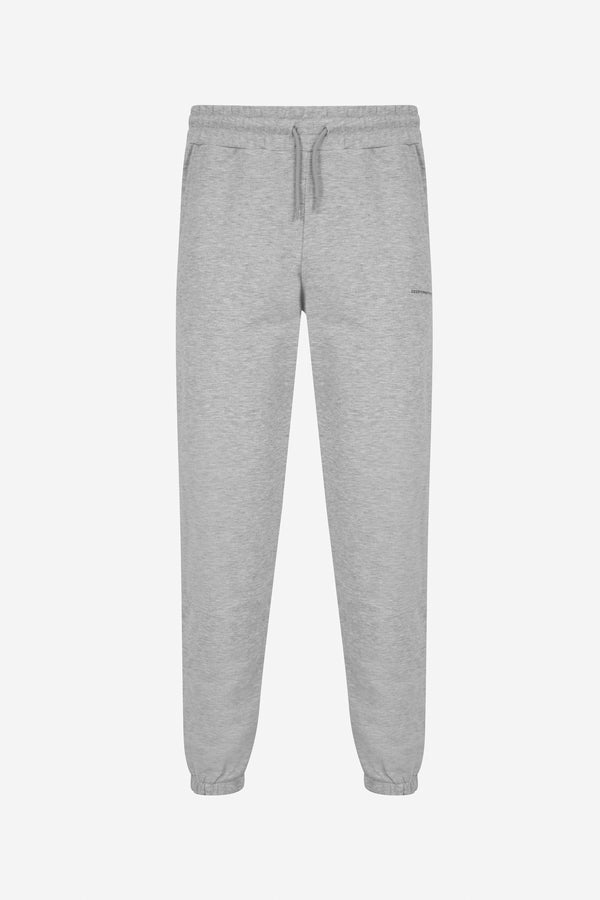 Relaxed Grey Marl Jogger