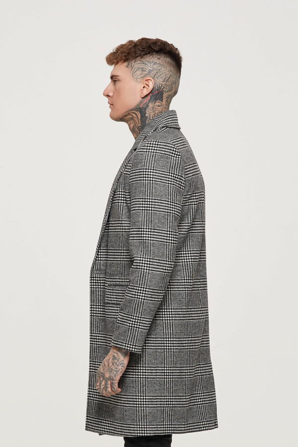 Prince Of Wales Overcoat