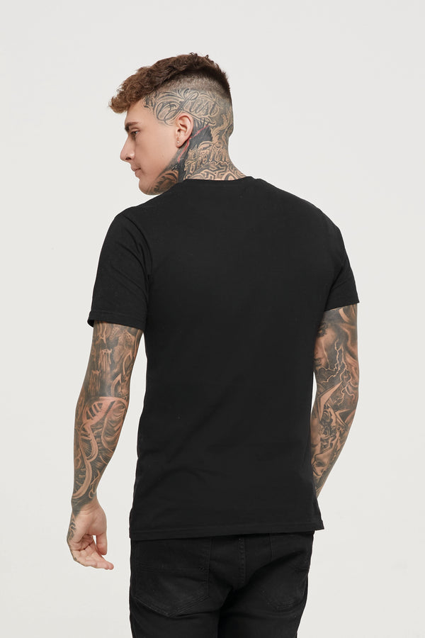 Everyday Black T-shirt