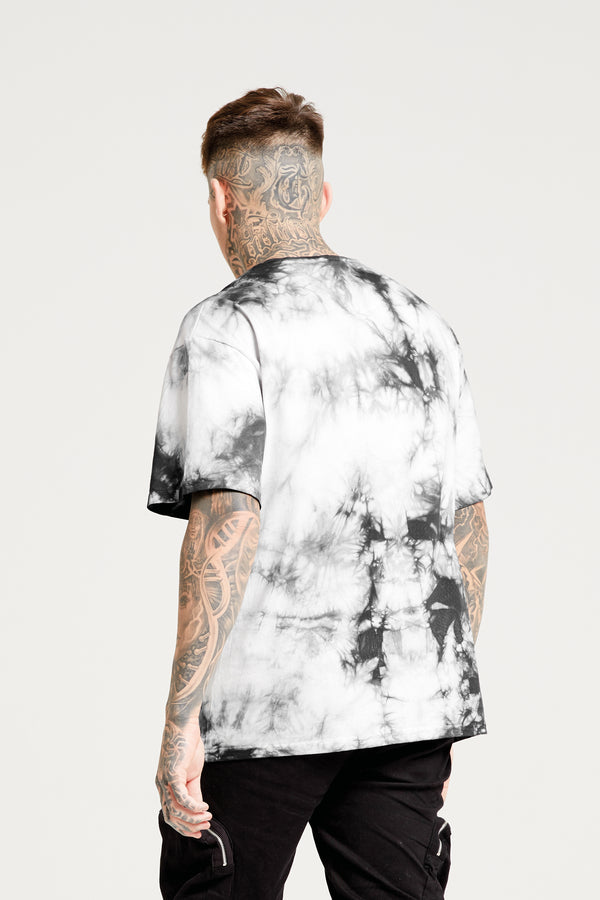 Oversized Nothing Tie Dye Jersey