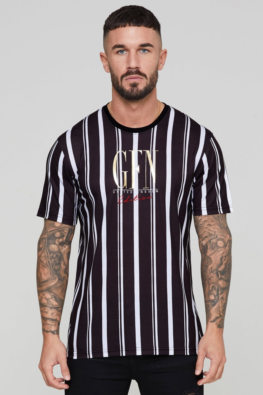 Miami Stripe T-shirt [Final Sale]