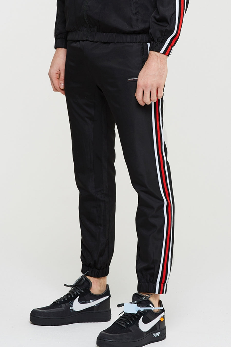 Scope Black Tape Jogger [Final Sale]