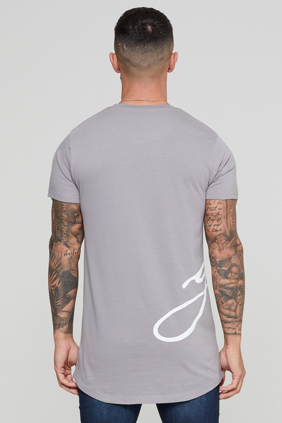 Signature Dark Grey T-shirt [Final Sale]