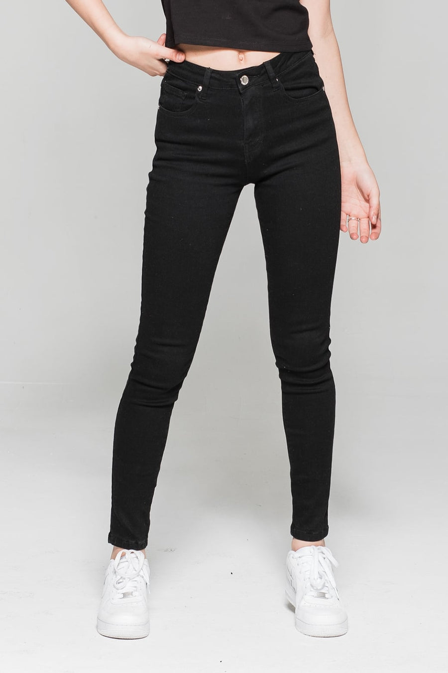 Women's Denim Black
