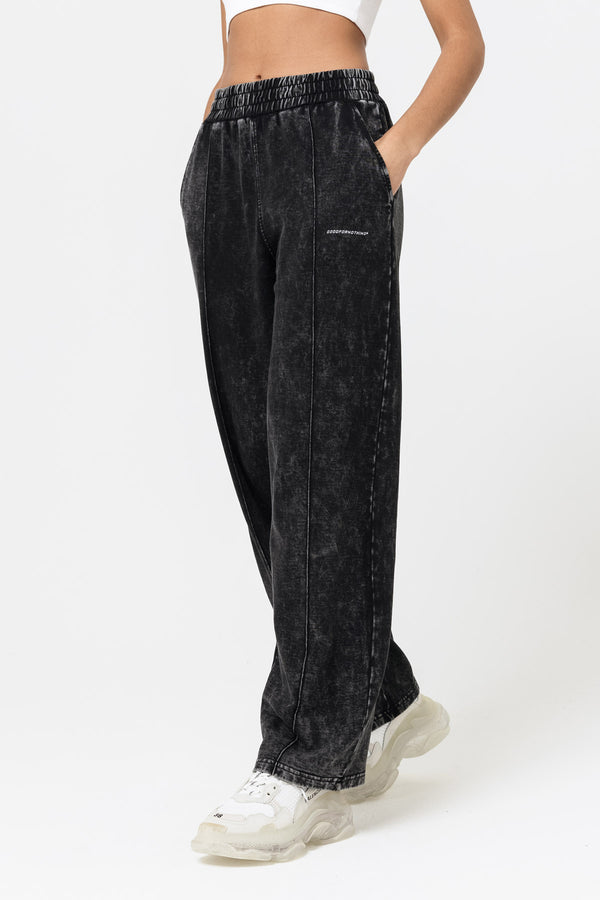 Acid Wash Relaxed Jogger