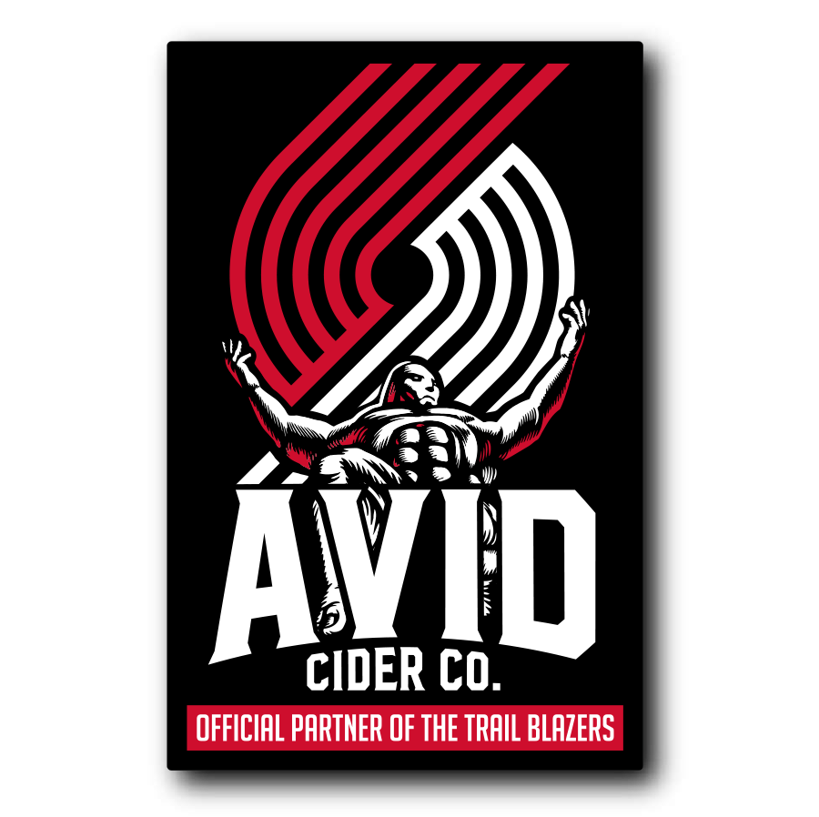 AVID BLAZERS ILLUMINATED LED