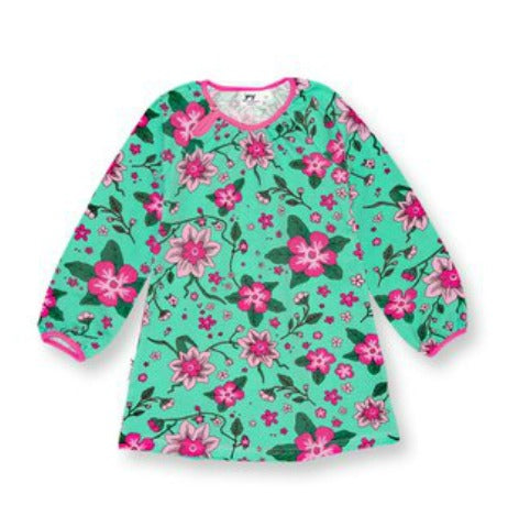 Girls flower tunic