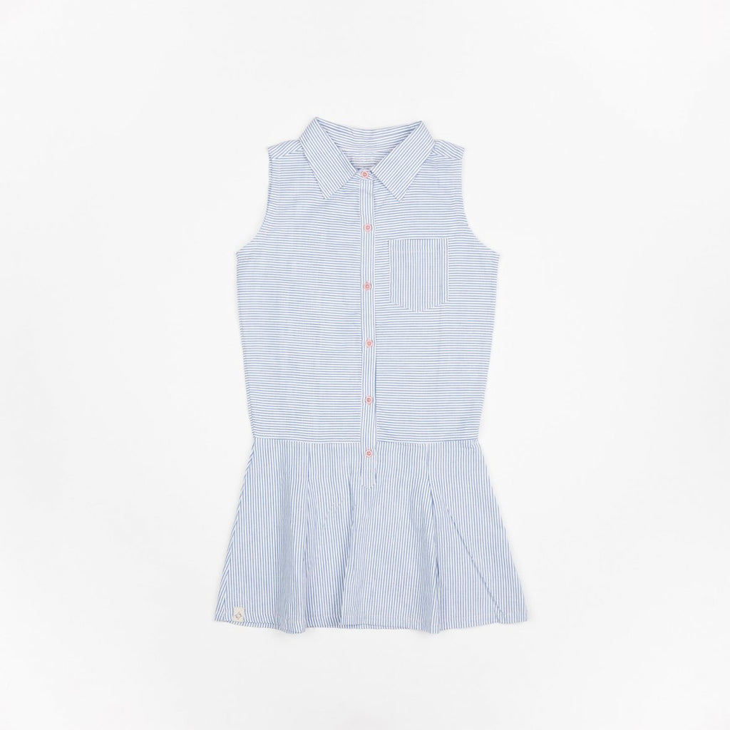 girls cotton summer dress
