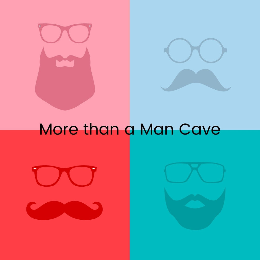 How to Design a Man Cave (the Family Can use as Well)