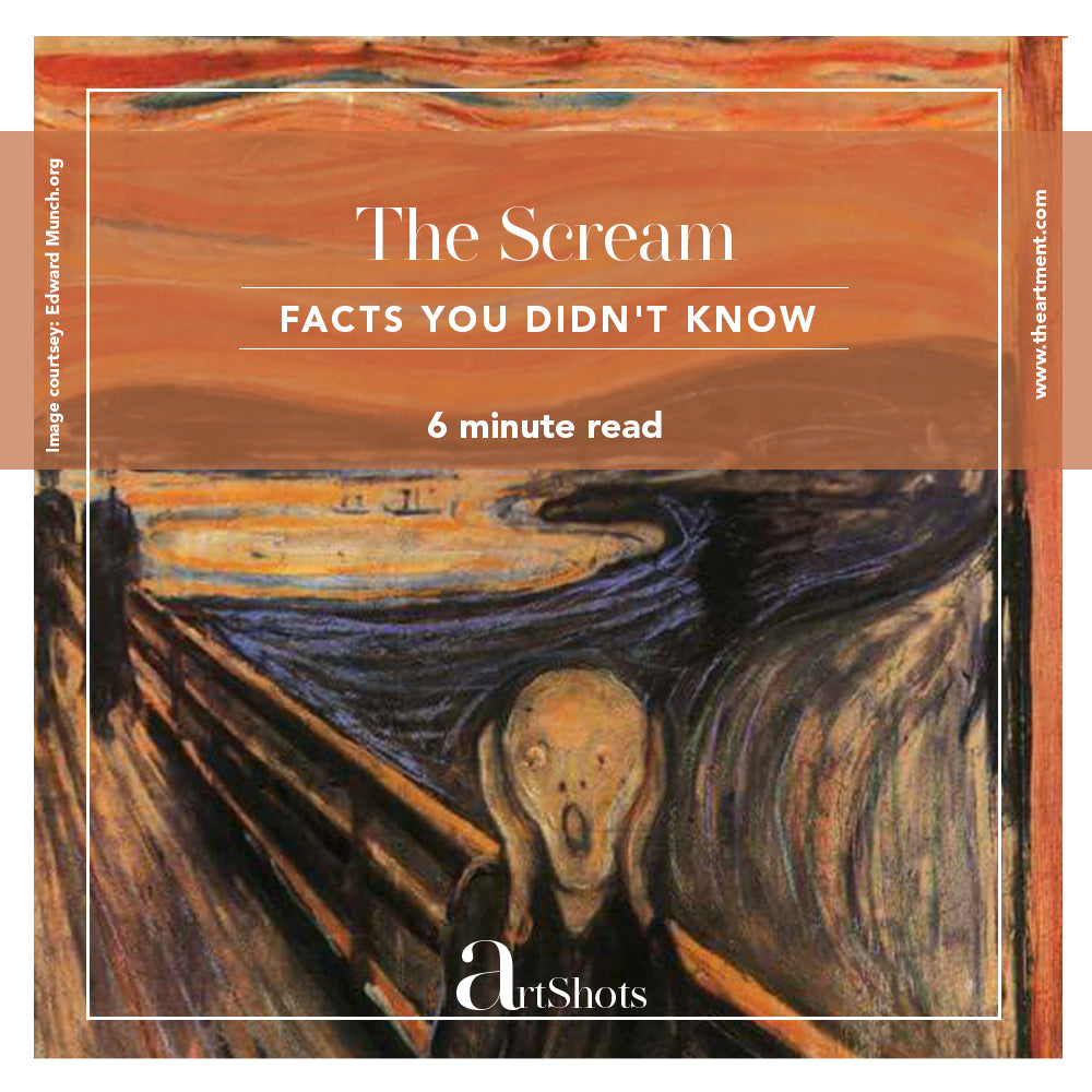8 Astonishing Facts You Might Have Missed About the Scream Painting