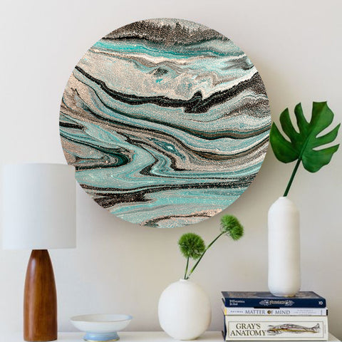 Dreamy Marbles Canvas