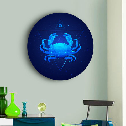 Beyond the Bluest Skies Zodiac Canvases