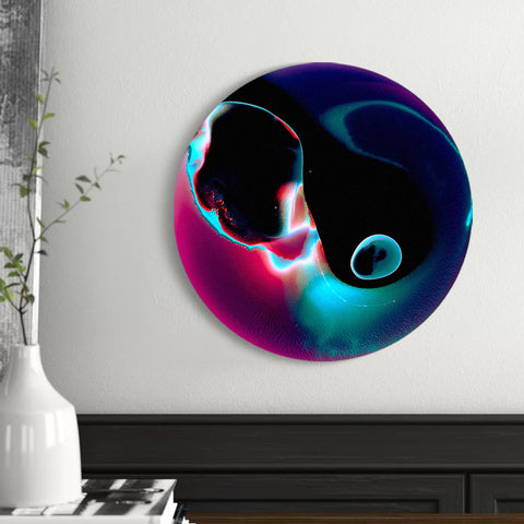 Thermally Flowing Color Canvas