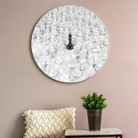 Stand Out and Alone Canvas