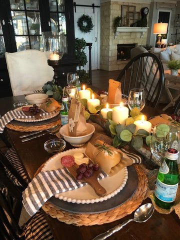 A Virtual Dinner with the Perfect Dinnerware Set!