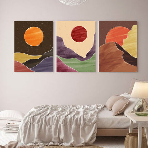 In Simplicity of Nature Canvas