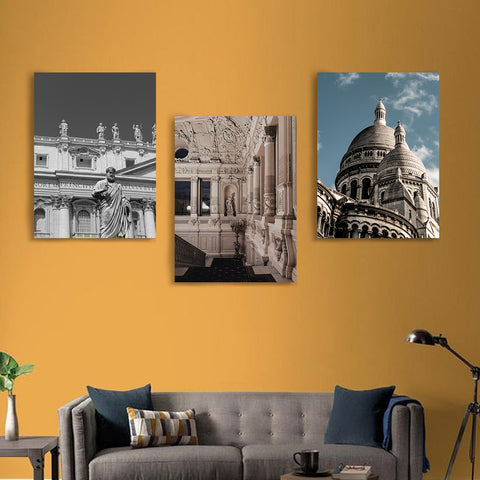 In the Presence of Royalty Canvas