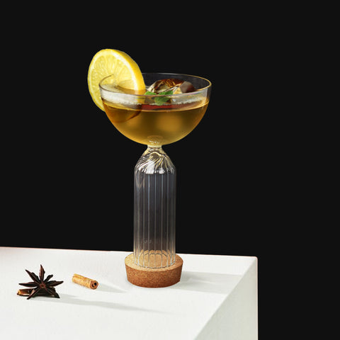 Coupe Stem Cocktail Glass