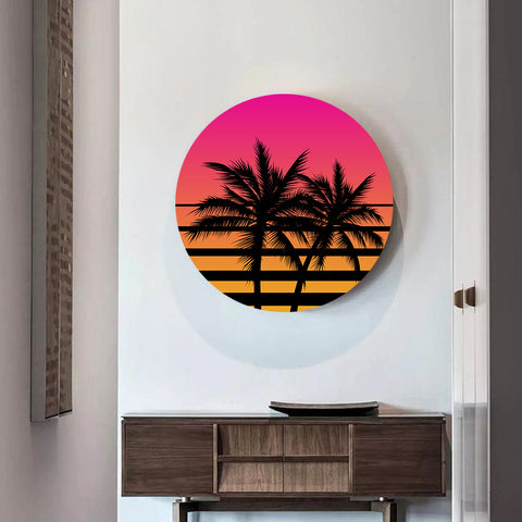 Striking Colors of Nature Canvas
