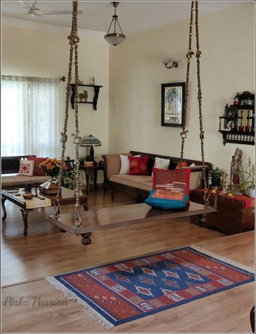 A Home Inspired by the Culture and Beauty of India