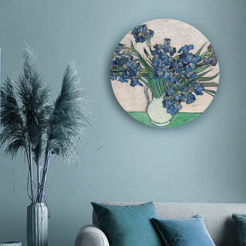 Flowers Living in a Jug Canvas