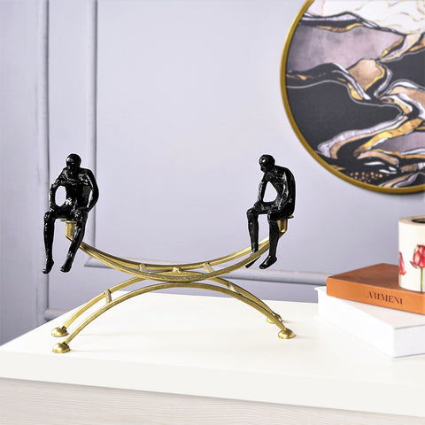 Modern Art Balance it Out Table Accent