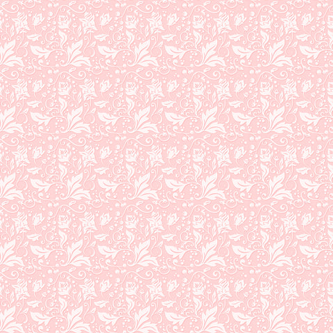 Pink Poise Printed Textured Self Adhesive Mural Wallpaper