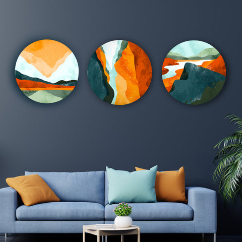 Warmth of Nature Canvas