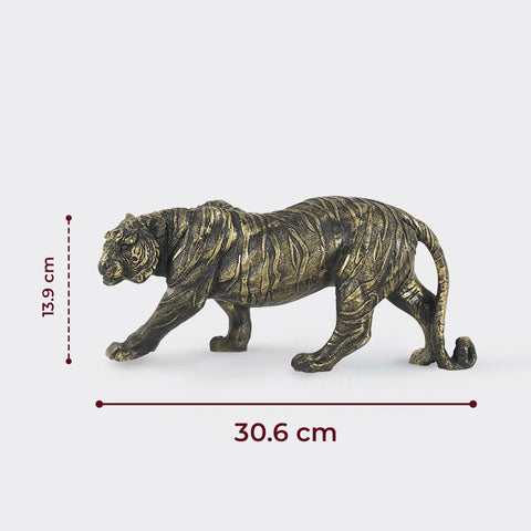 King of Beasts Tiger Table Accent