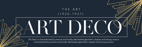 Art Deco Luxury Dessert Stand - The Artment