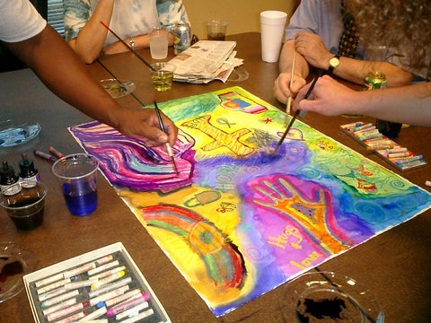 The Mind-Blowing Magic of Art Therapy