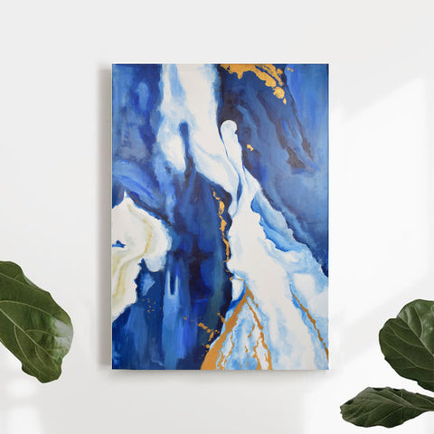 Cerulean Skies Wall Art - The Artment