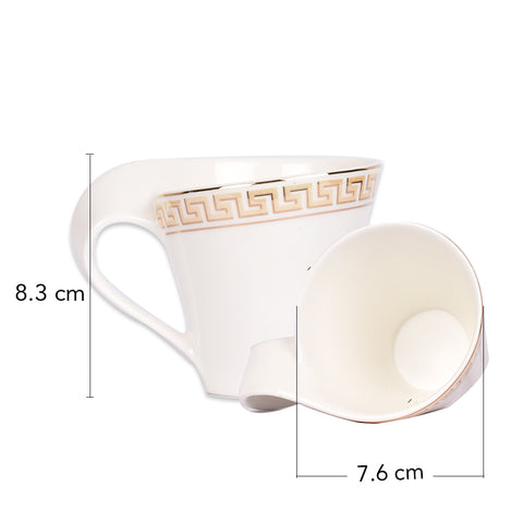 The Ritz Isobel Teacups (Set of 6)