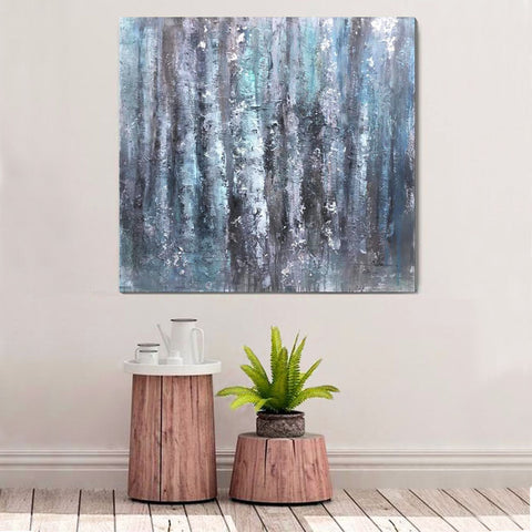 Distorted Reality in Acrylic Wall Art - The Artment