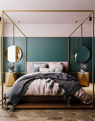 Create Your Art Deco Inspired Bedroom with 7 Easy to Follow Tips!