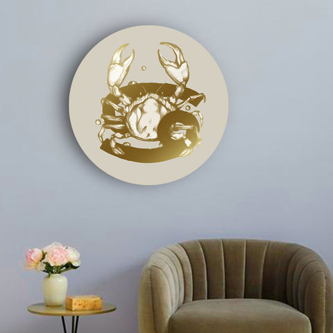 cancer-in-white-waters-zodiac-canvas