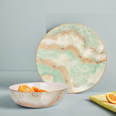 Surreal Majestic Earth Dinner Set