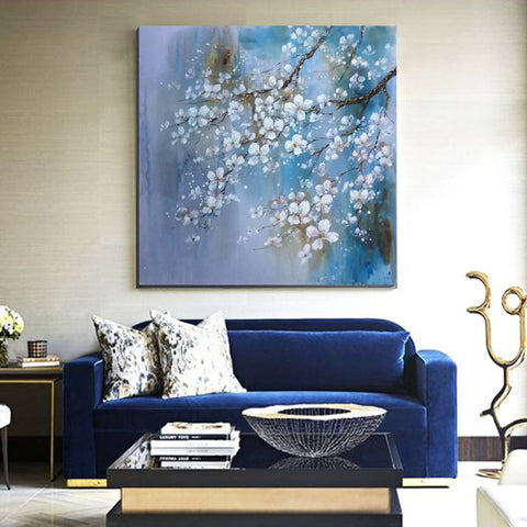 Sakura Winters in Acrylic Wall Art