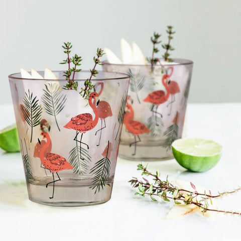 The Summer Story Glass (Set of 6)