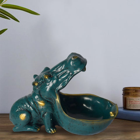 Hungry Hippo Storage Bowl