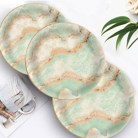 Majestic Earth Dinner plates
