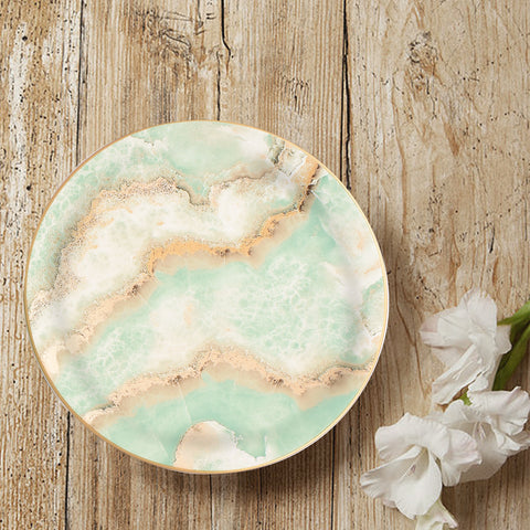 Majestic Earth Dessert Plates
