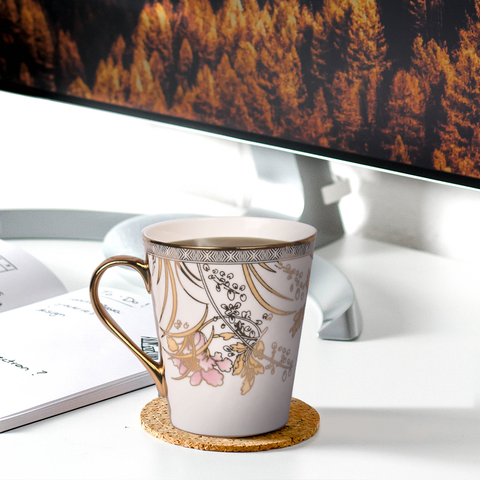 The Ritz Floral Magic Mug
