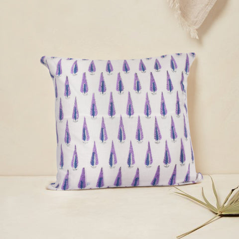 Majestic Bliss Printed Cushion Cover