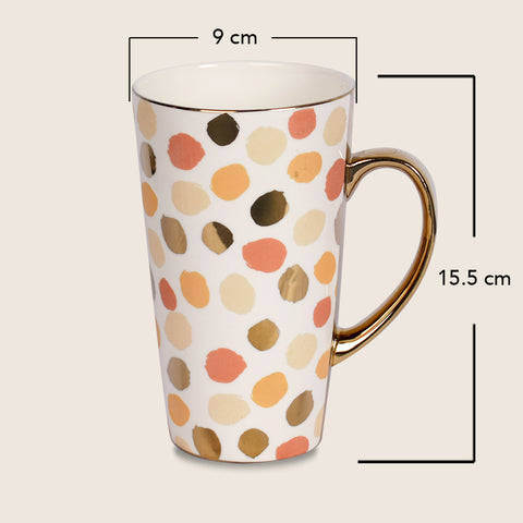 Peachy Bubbles Mug