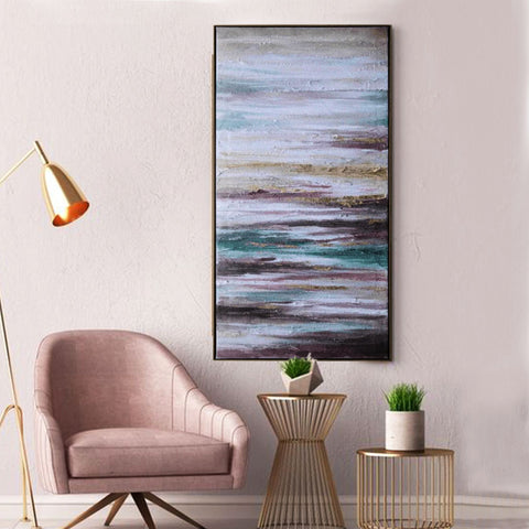 Amidst the Mountain Mist in Acrylic Wall Art – The Artment