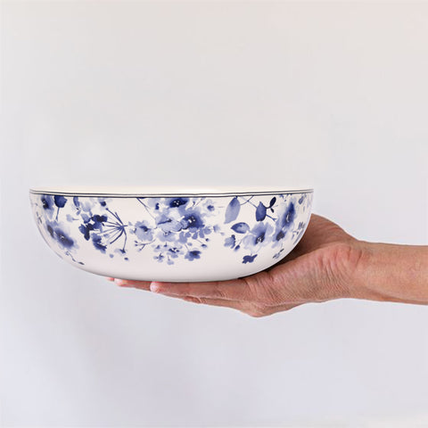 Lapiz Ink Serving Bowl
