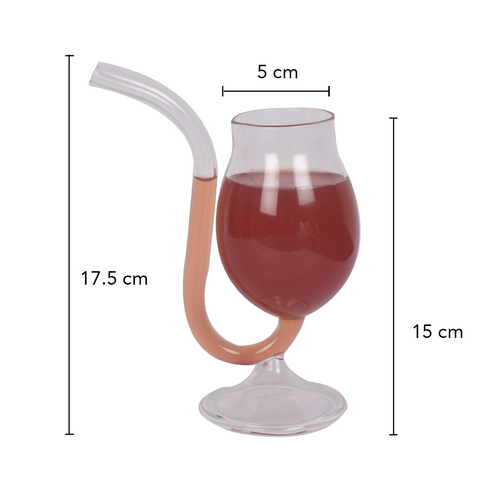 Tail Cocktail Glass